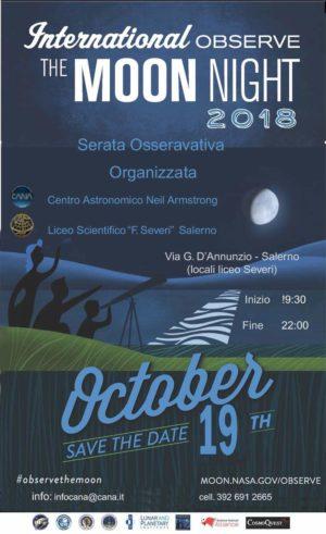 Locandina Moon Night
