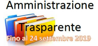 Amministrazione Trasparente 2019